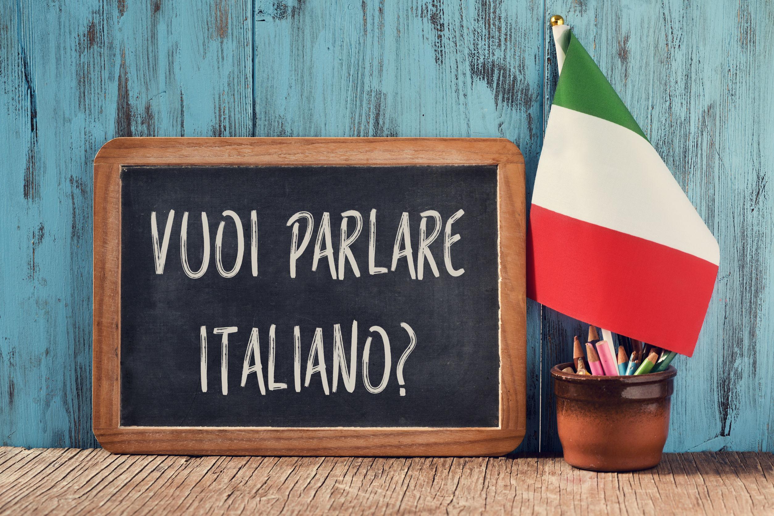 deutsch zu italienisch Dokumente übersetzen lassen