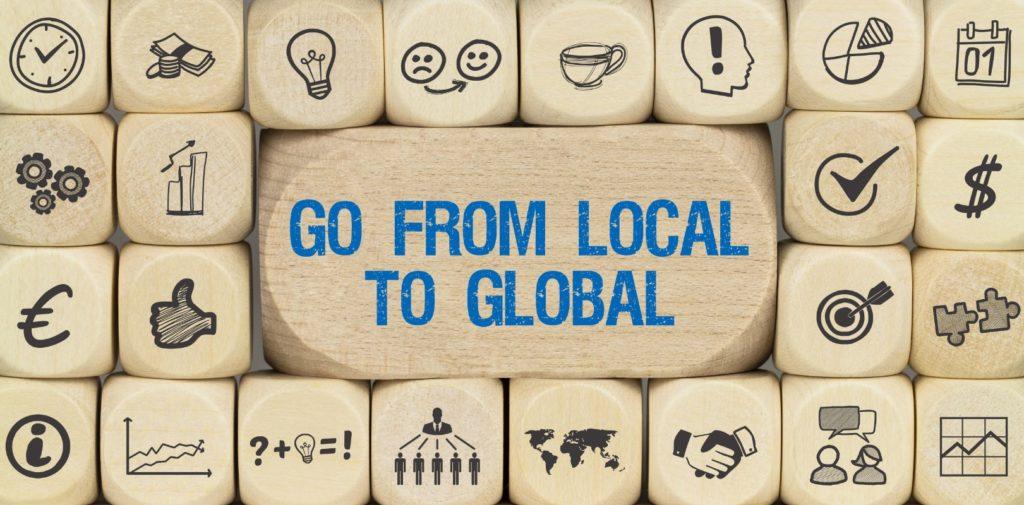 Bei der Webseiten Internationalisierung gilt es, verschiedene Bausteine zu beachten.