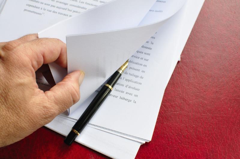 Juristische Dokumente übersetzen lassen leicht gemacht mir Olingua!